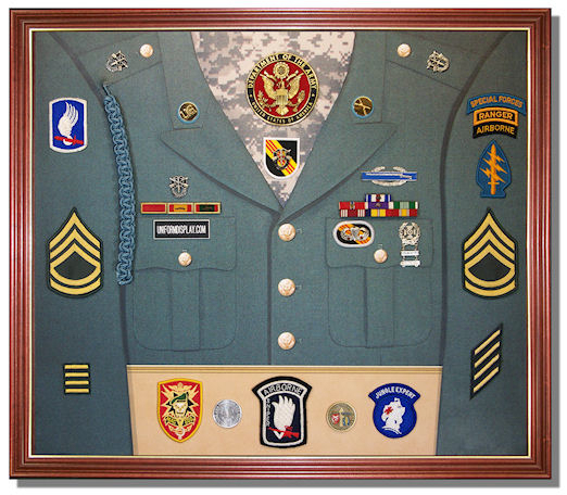 Samples for Air force decoration examples