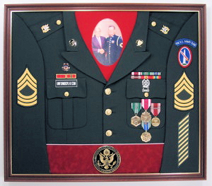 Army Band Display Case Shadow Box Uniform  sc 1 st  The Uniform Display Case! & Samples - uniformdisplaycase.com Aboutintivar.Com