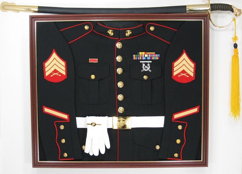 Marine corp clothing store